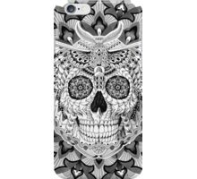 Skull Moth iPhone Case/Skin