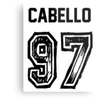Cabello '97 Metal Print