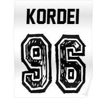 Kordei'96 Poster