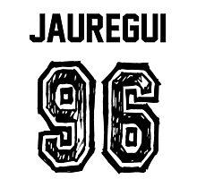 Jauregui'96 Photographic Print