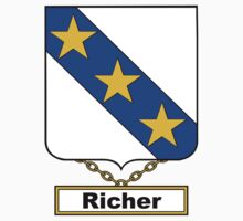 Richer Coat of Arms (English) by coatsofarms