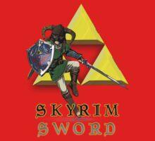 Skyrim Sword Kids Clothes