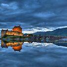 Eilean Donan Castle by JamesA1