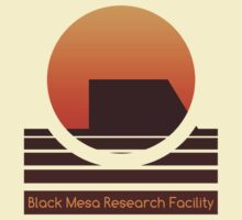 Black Mesa 1970s by bubblemunki