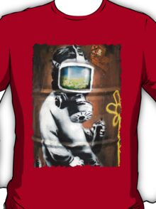 Banksy at HMV T-Shirt