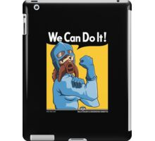 Protect the Valley iPad Case/Skin