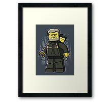 Everything is HODORSOME! Framed Print
