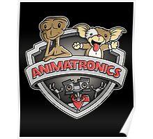 Animatronics Poster