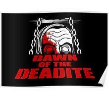 Dawn of the Deadite Poster