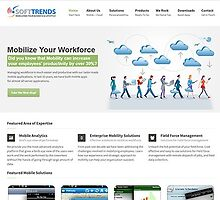 Mobile app development company in bangalore by softtrends