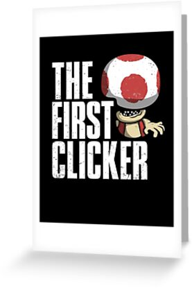 The First Clicker by Adho1982