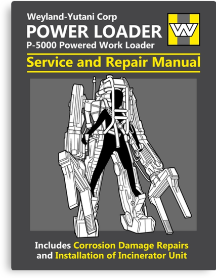 Power Loader Service and Repair Manual by Adho1982