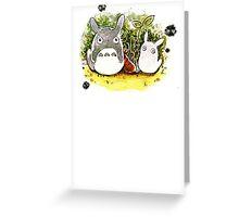 Toto Greeting Card