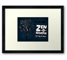 Zen-o-morph Framed Print