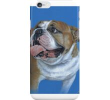 English Bulldog iPhone Case/Skin