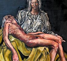 The Pieta #3 by yukikomura