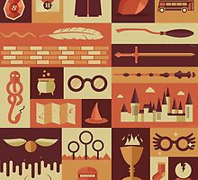 Accio Items by Risa Rodil