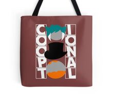 The Co-optional Podcast Tote Bag