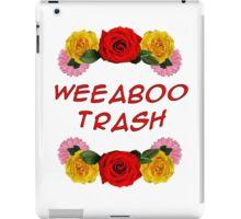 Weeaboo Trash iPad Case/Skin