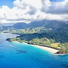 The Garden Island - Kauai, Hawaii by Bob Vaughan