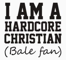 I am a hardcore Christian Bale Fan by King84