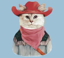 Rodeo Cat Kids Clothes