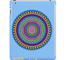 Geometric Mandala iPad Case/Skin