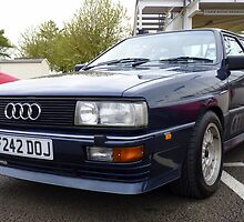 Audi Quattro by Tom Gregory