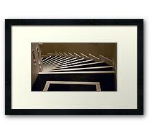 Oberoi Stairway Framed Print