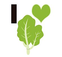 I heart Kale by Eggtooth