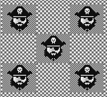 Mr. Pirate by ModernPixelArt