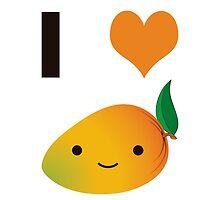 I heart Mangos by Eggtooth