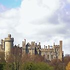 Arundel Castle by lezvee