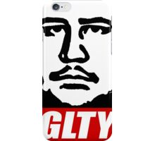 GUILTY! by Tai's Tees iPhone Case/Skin