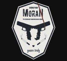 Sebastian Moran by mcalla21