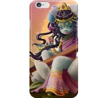 Saraswati iPhone Case/Skin
