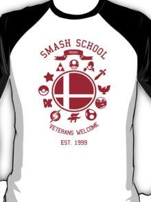 Smash School Veteran Class (Red) T-Shirt