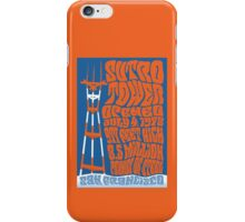 1960's San Francisco Psychedelic Sutro Tower iPhone Case/Skin