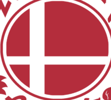 Smash School Newcomer (Red) Sticker