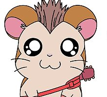 Jingle from Hamtaro by lindypie