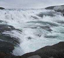 Gullfoss Waterfall by Emma Harris