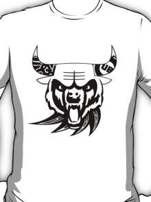 The Chi Beast - Black & White T-Shirt