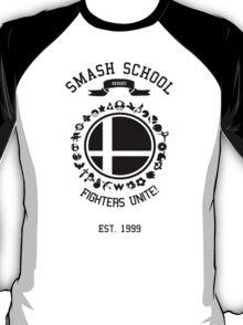 Smash School United (Black) T-Shirt