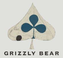 Grizzly Bear - Shields (Dark Text) by slippi