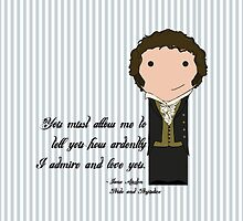 Mr. Darcy  by mimiboo