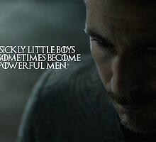Sickly Little Boys by littlefinger69