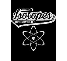 Springfield Isotopes Photographic Print