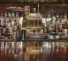 Saloon Register  by Rob Hawkins