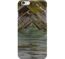 Fort Foster Pier - Kittery - Maine iPhone Case/Skin