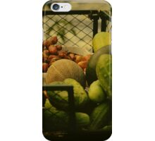 Lunch time iPhone Case/Skin